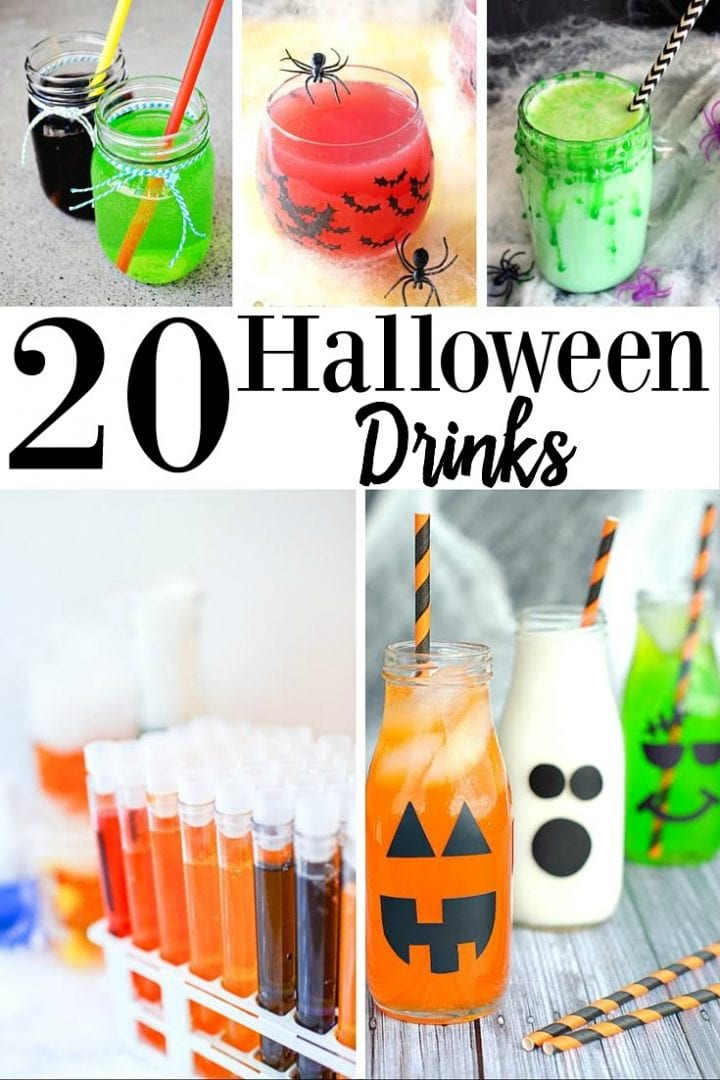 20 Spooky Halloween Drinks