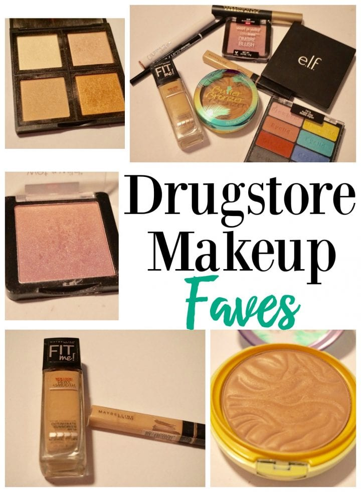 Drugstore Makeup Faves
