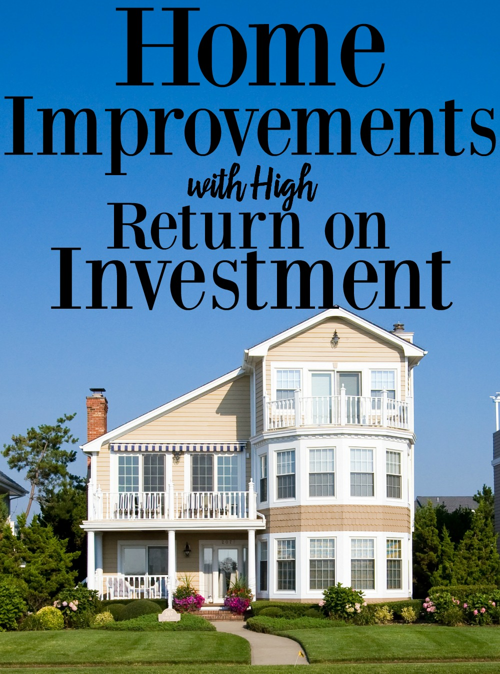 Home Improvement Roi 28 Images Remodeling What Pays And Doesn T At Resale