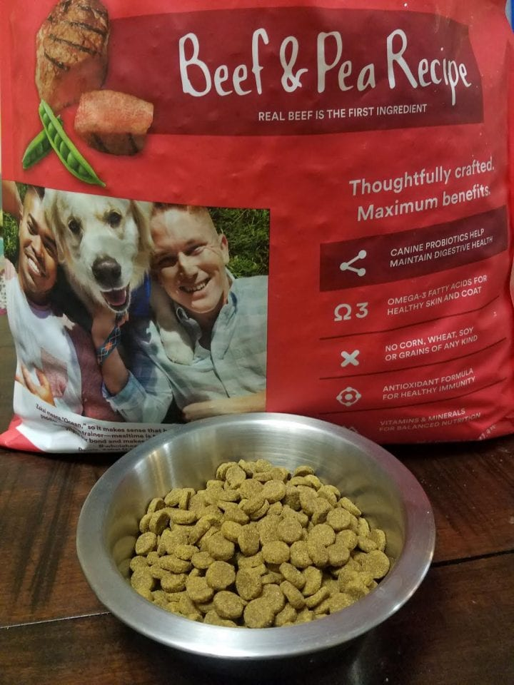 Giving your pet the best: Petco Wholehearted Dog Food #PetcoWholehearted