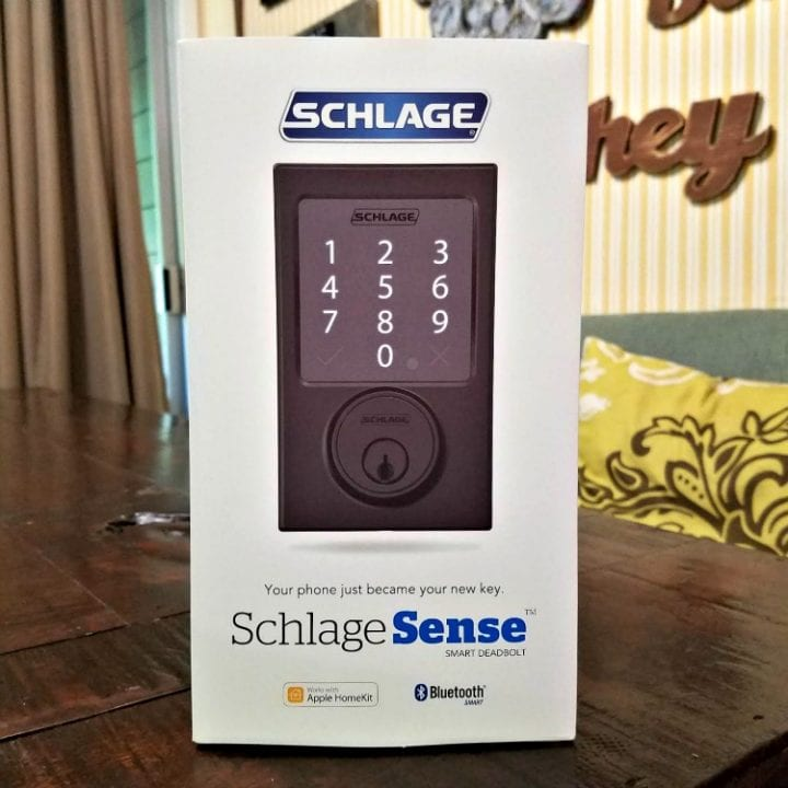 Easy DIY Installation: Schlage Sense Smart Deadbolt
