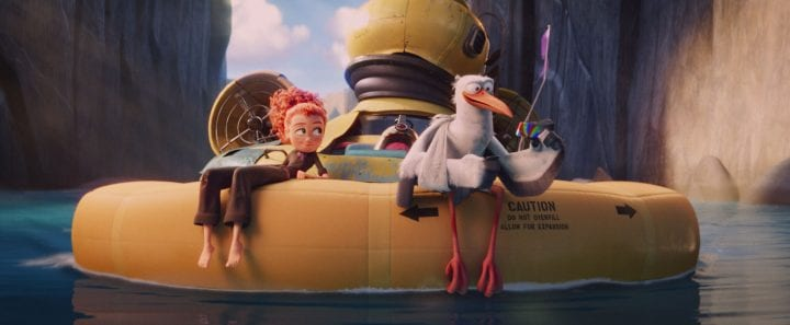 STORKS the Movie