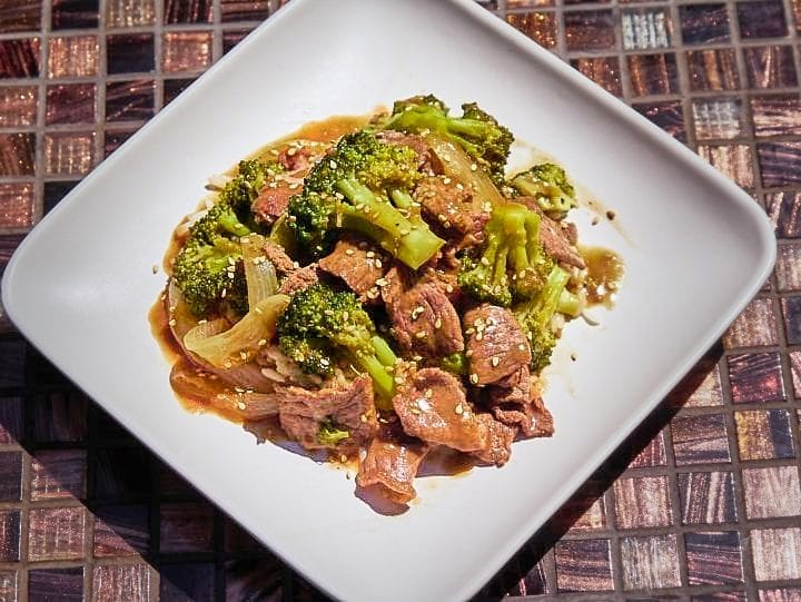 Mongolian Beef and Broccoli Recipe 1