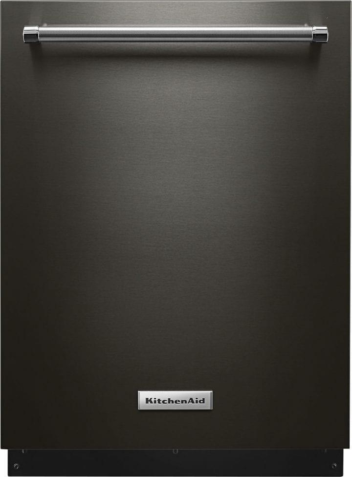 black-stainless-dishwasher