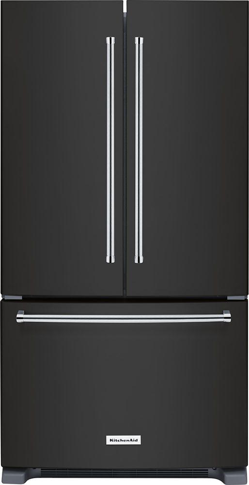 black-stainless-refrigerator