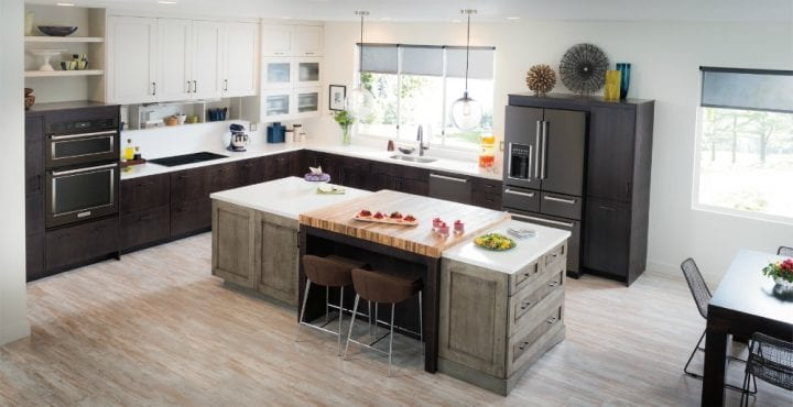 Black Stainless KitchenAid Suite of Appliances available at Best Buy