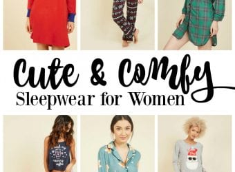 Cute and Comfy Sleepwear for Women