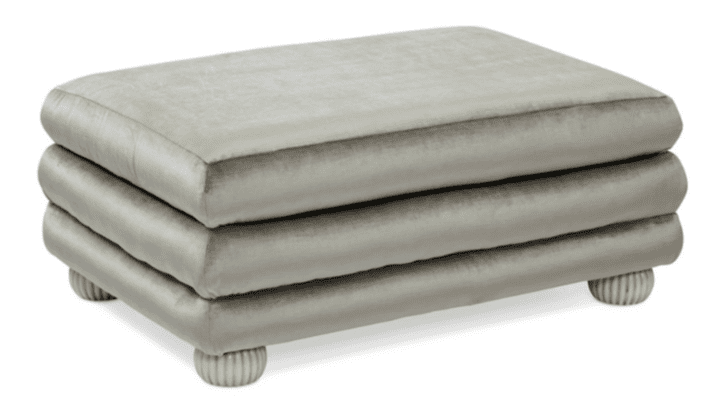 Velvet Furniture and Decor for the Home Silver Grey Home Accessories