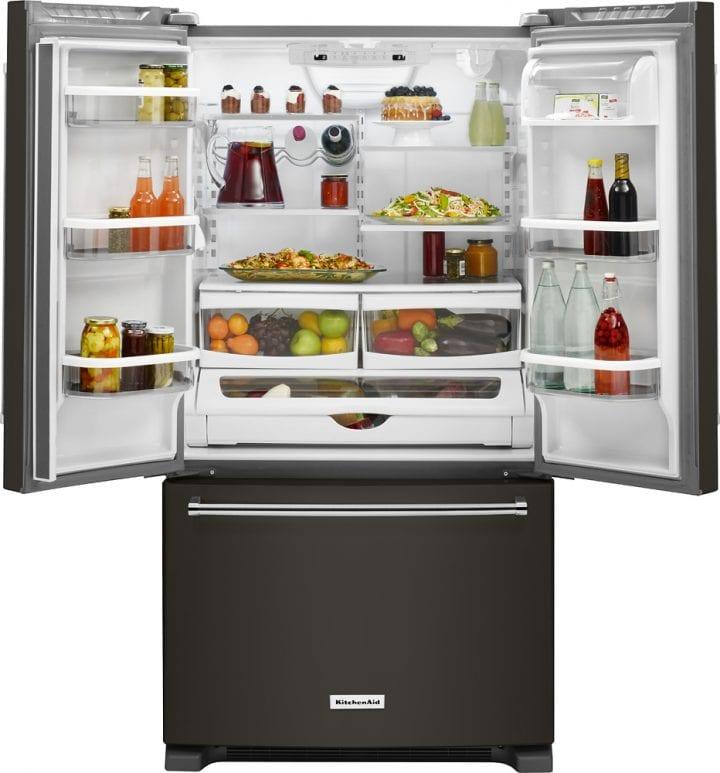 black-stainless-refrigerator-2