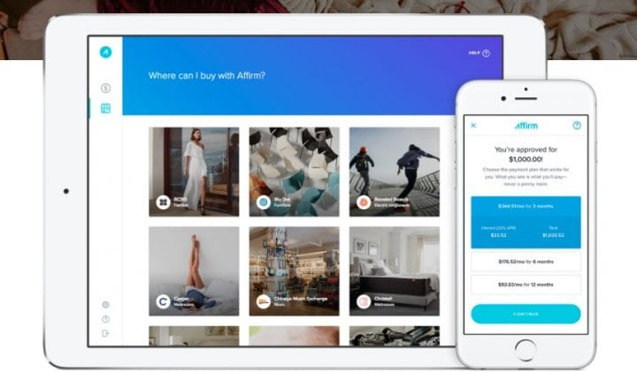 Shop with Ease - Buy with Affirm #BuyWithAffirm #BetterWay2Pay
