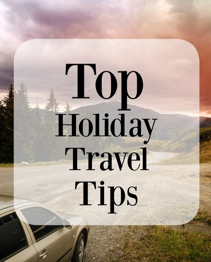 Top 5 Holiday Travel Tips #GoodHandsRescue