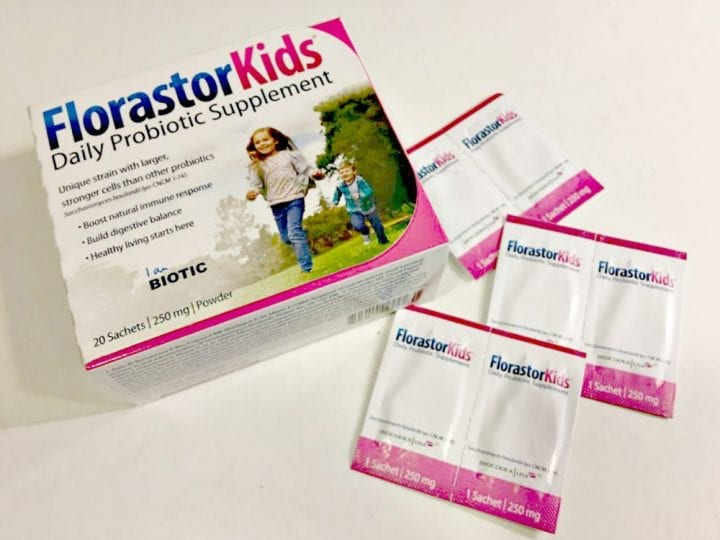 Tips for Keeping Your Family Healthy #IamBiotic #FlorastorKids
