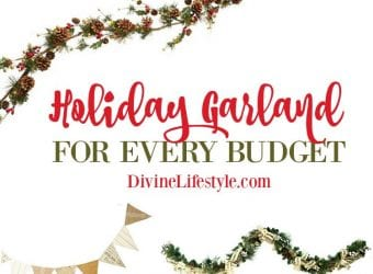 Holiday Garland for Every Budget