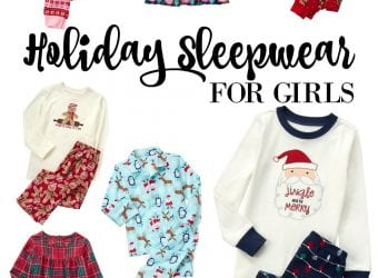Holiday Sleepwear for Girls