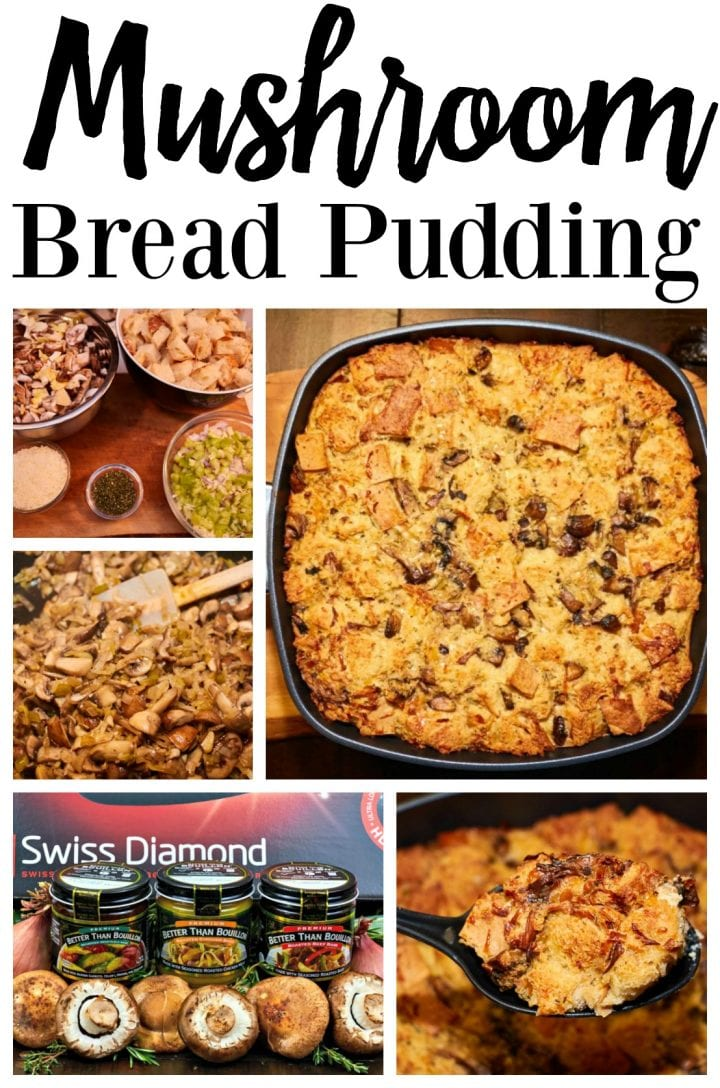 The post Mushroom Bread Pudding Recipe #Makemealsbetter appeared first ...