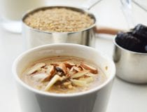 overnight-steel-cut-oats-with-almonds-and-fruit