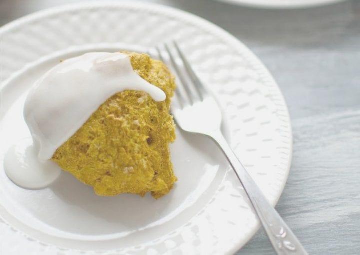 Glazed Pumpkin Pie Scones Recipe