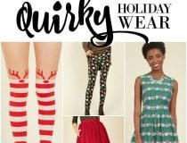 Quirky Holiday Wear