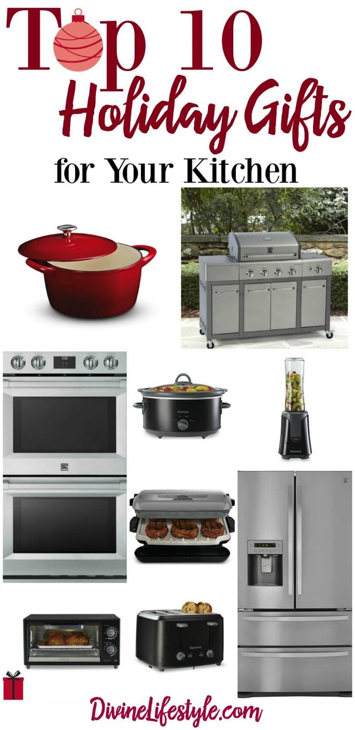 10 Kitchen And Home Decor Items Every 20 Something Needs: Top 10 Holiday Gifts For Your Kitchen Divine Lifestyle