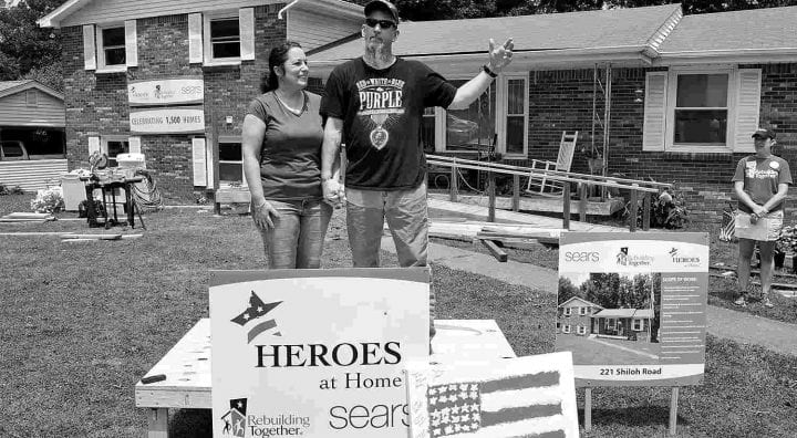Veterans Day: Heroes at Home for the Holidays