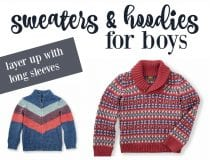 Sweaters & Hoodies for Boys