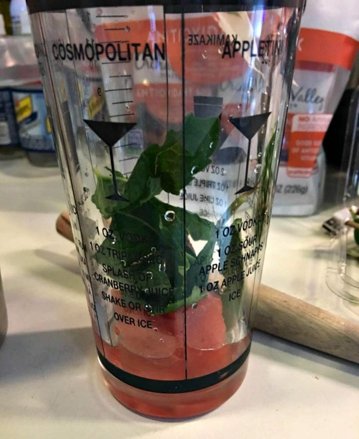 Watermelon Mint Mojito Recipe with Tropicana® Watermelon Premium Beverage