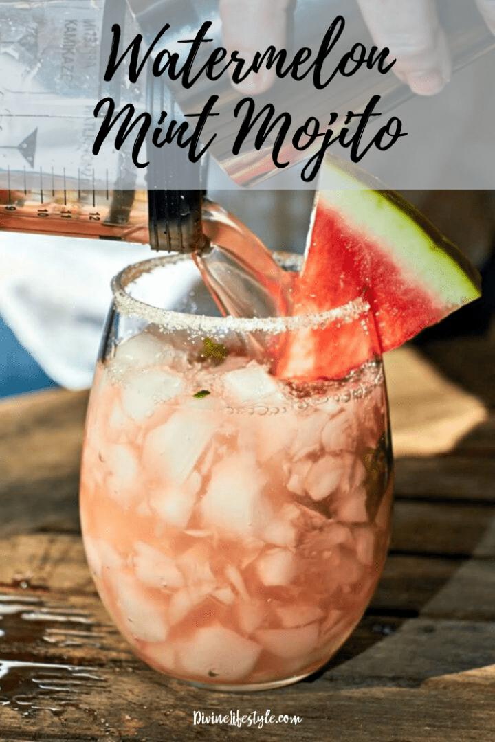 Watermelon Mojito Recipe