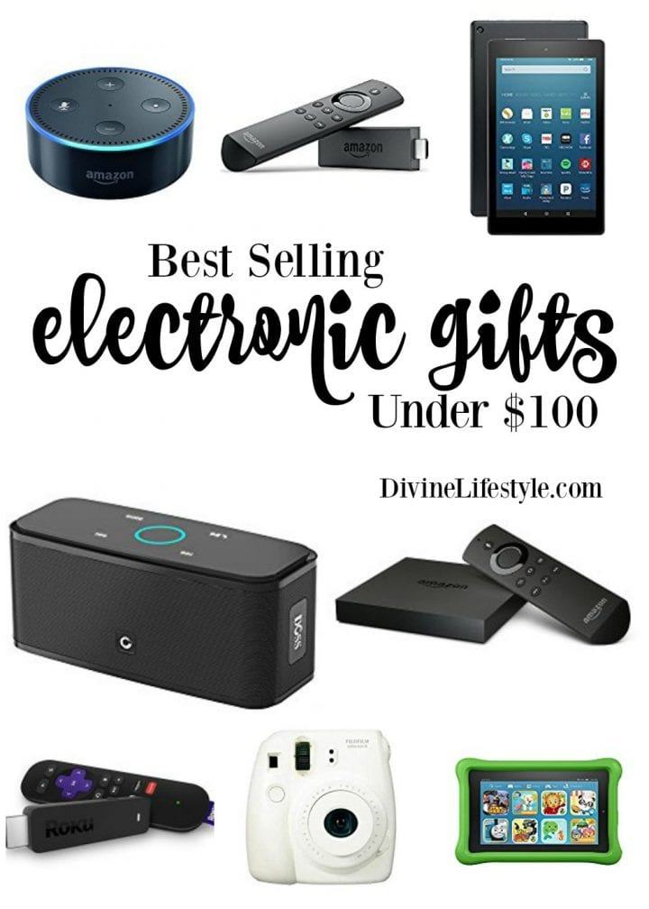 Holiday Gift Ideas: Best Selling Electronics Under $100