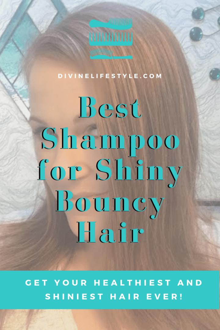 Best Shampoo for Shiny Bouncy Hair