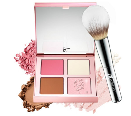 It Cosmetics Je Nes Se Quoi Complexion Perfection Palette