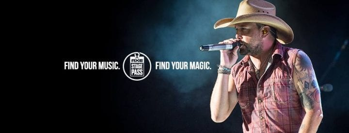 See the Magic with AXE Stage Pass and Jason Aldean #AXEstagepass