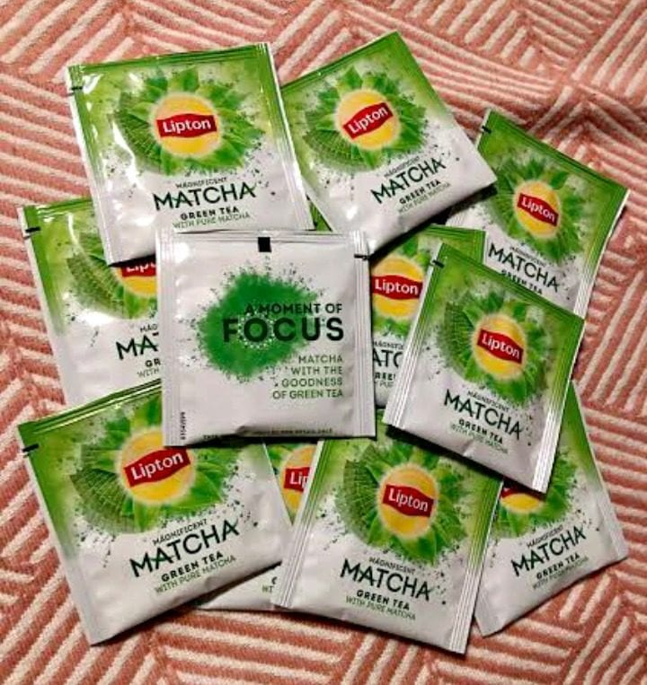 Find Focus with Lipton's Magnificent Matcha Green Tea #LiptonMatcha