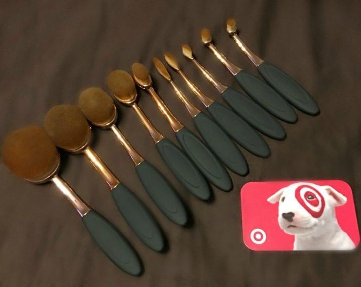 my-favorite-things-giveaway-target-makeup-brushes