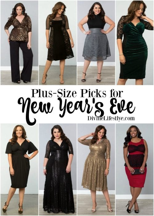 Perfect Plus-Size Outfits for New Year\'s Eve Divine Lifestyle