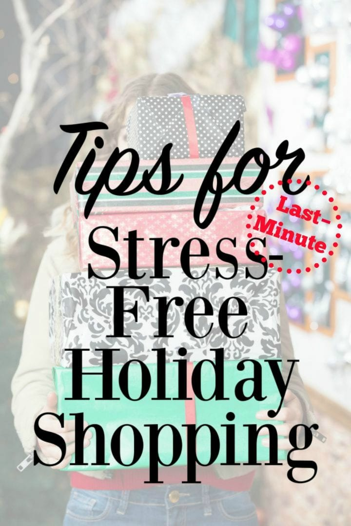 Stress-Free Last-Minute Holiday Shopping