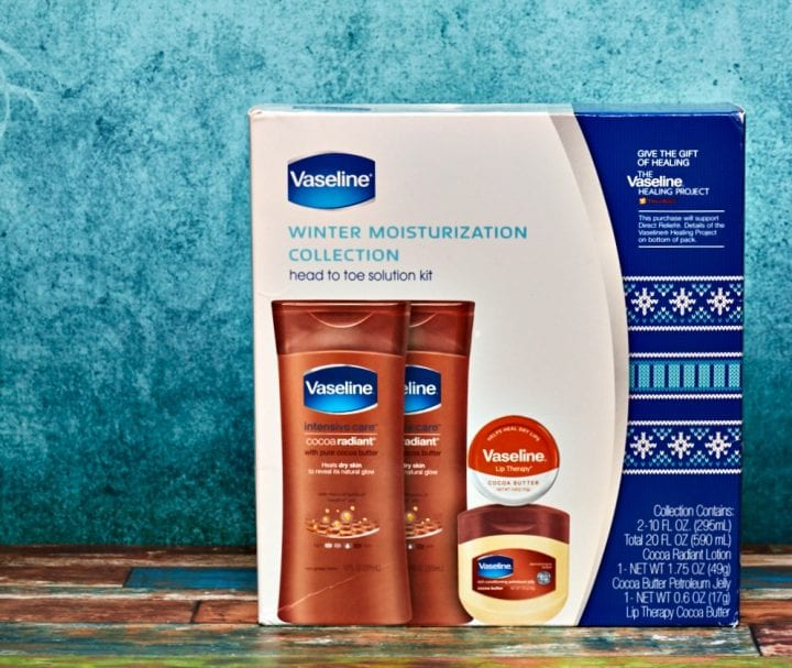 Give the perfect gift: Make a difference with Vaseline at Walmart #SpreadTheDifference