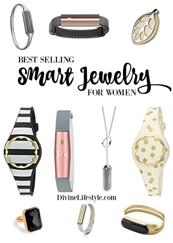 Get in Shape with the Best Selling Smart Jewelry for Women