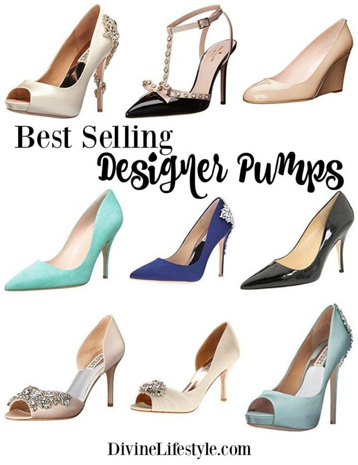 Best Selling Designer Pumps