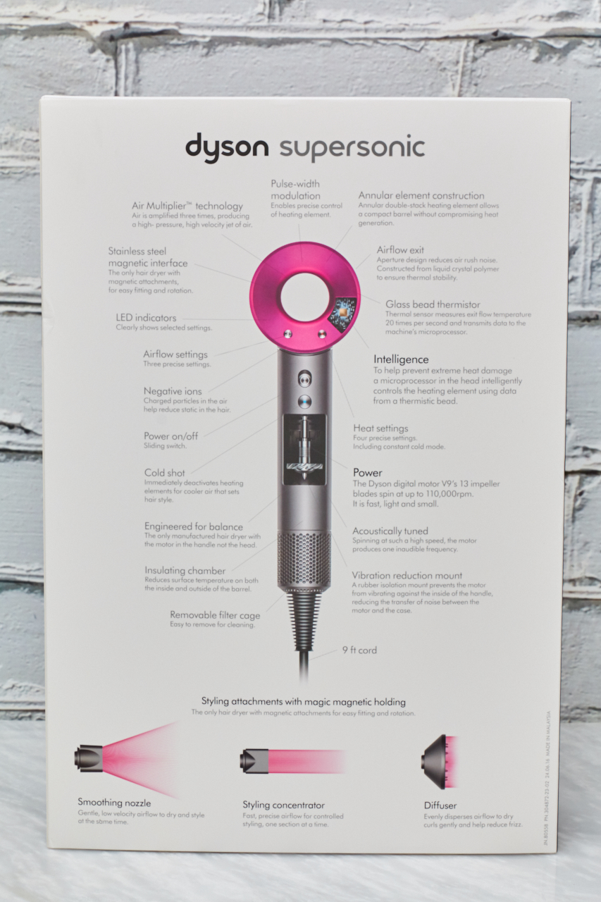 Dyson Supersonic Hair Dryer Review Beauty Products