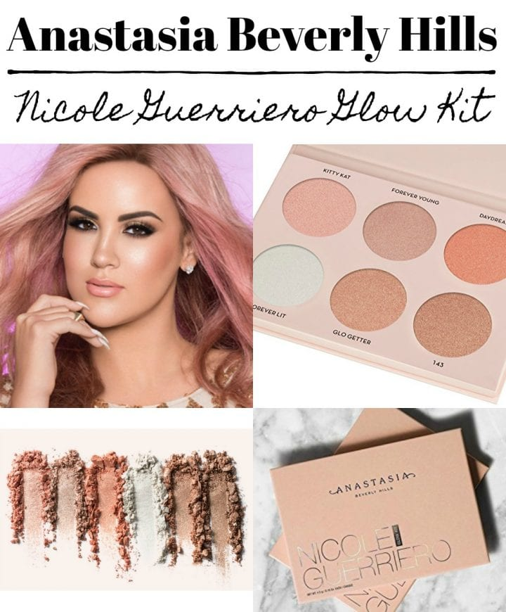 Anastasia Beverly Hills Nicole Guerriero Glow Kit Review