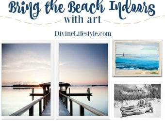 Bring the Beach Indoors with Art