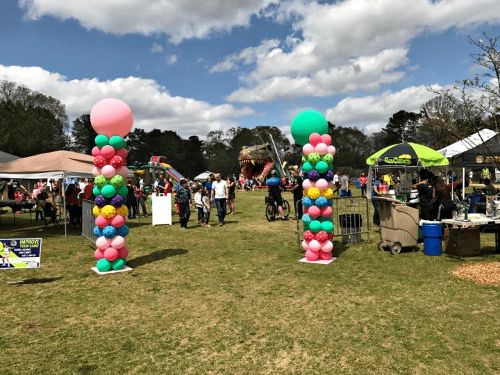 Brookhaven Georgia Cherry Blossom Festival #CherryFest17
