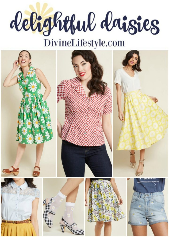Delightful Daisy Designs for Spring