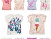 Graphic Tees for Girls from Tea Collection