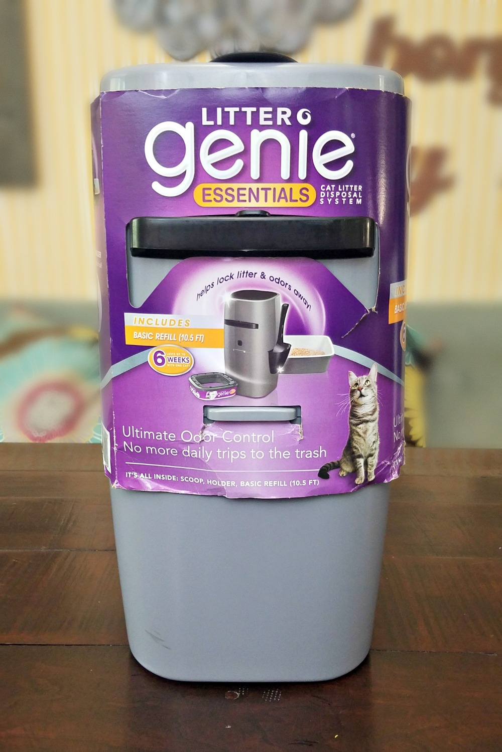 Litter Genie Cat Litter Disposal System Review Available