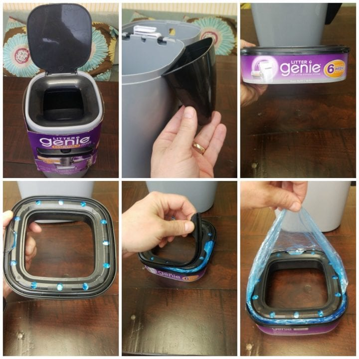 Litter Genie Cat Litter Disposal System Review | Available at Walmart