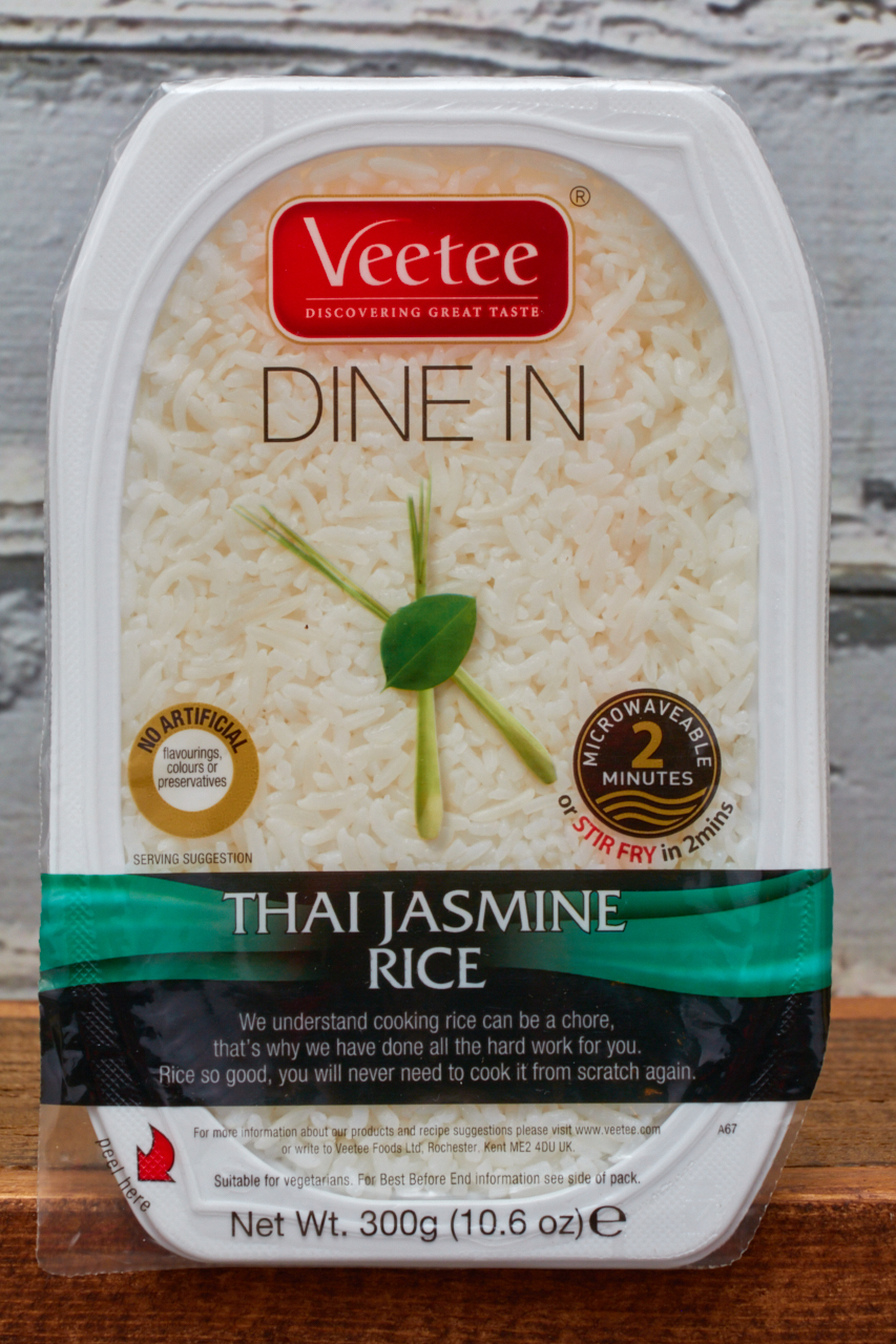 Quick and Delicious: Veetee Rice