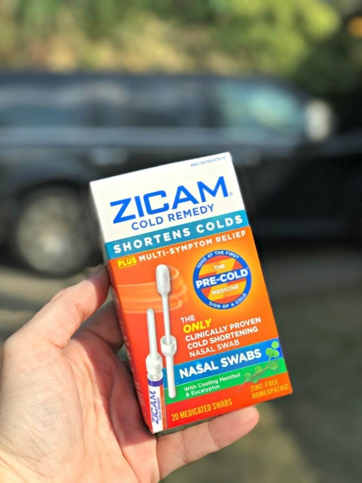 Make Spring Travel Better with Zicam