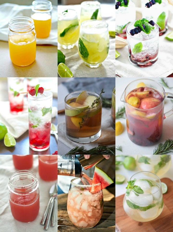 10 Cool Summer Cocktails