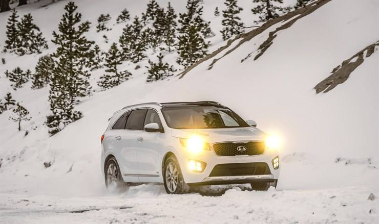 2017 Kia Sorento Review #SorentoFamily